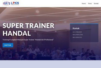 Pelatihan Super Trainer Handal